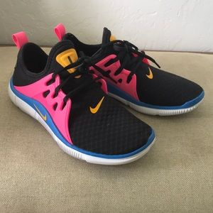 Nike athletic sneakers, running shoes